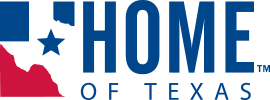 Home of Texas logo